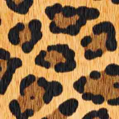 Leopard 7' ArtScape Pool Table Felt