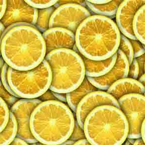 Lemon Citrus 8' ArtScape Pool Table Felt