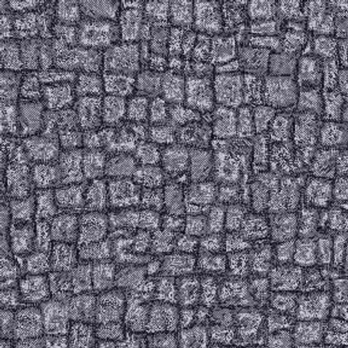 Silver Mosaic 9' ArtScape Pool Table Felt