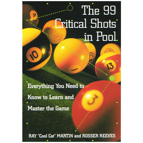 The 99 Critical Shots in Pool' Instructional Book