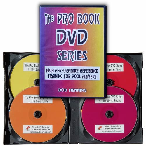 DVD Series - The Pro Book