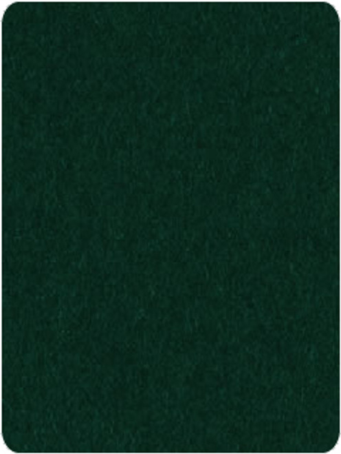Invitational 7' Dark Green Pool Table Felt