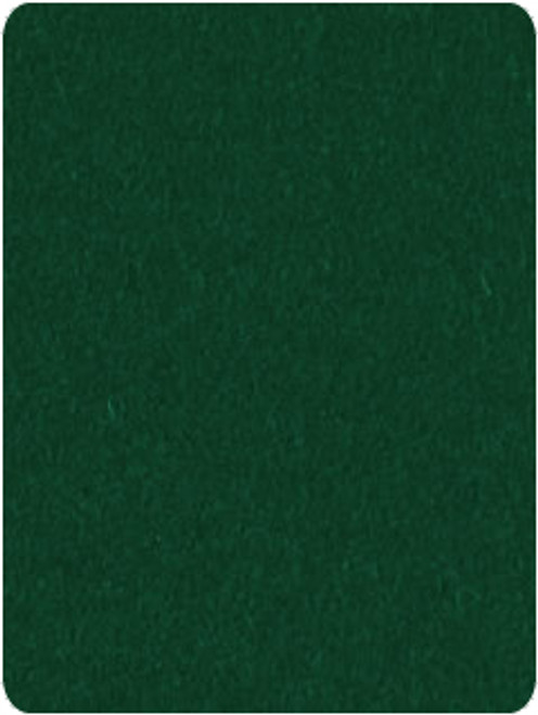 Invitational 7' Basic Green Pool Table Felt