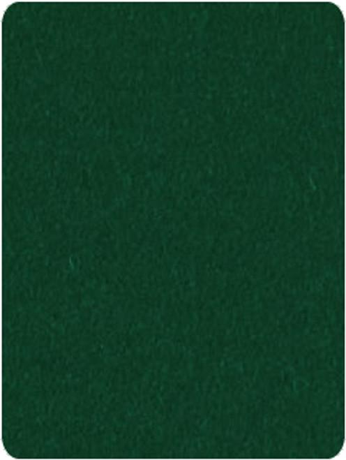 Invitational 8' Basic Green Pool Table Felt