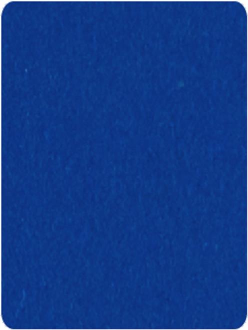 Invitational 8' Oversized Electric Blue Pool Table Felt