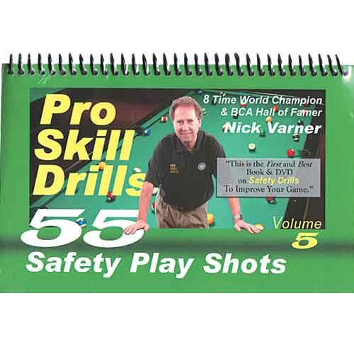 Pro Skill Drills Book (Volume 5)