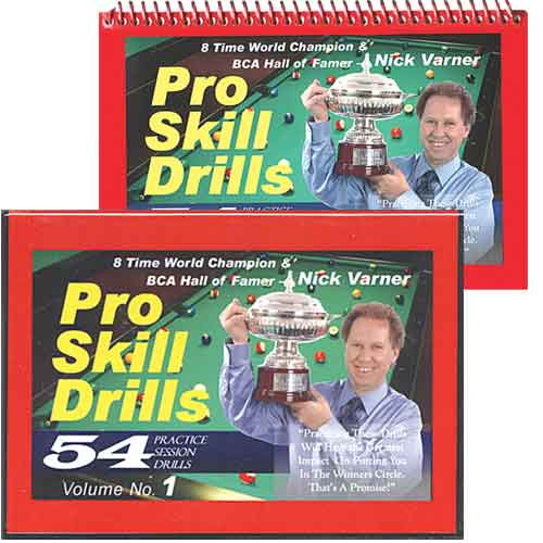 Practice Drill DVD and Book Combo