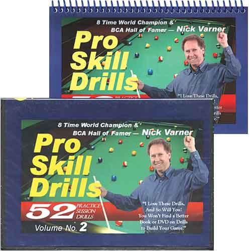 Pro Skill Drills Book & DVD Set (Volume 2)