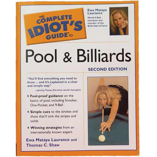 Pool and Billiard Guide For Complete Idiots