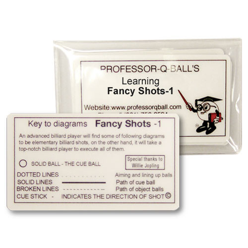Fancy Shots' Cards, Volume 1