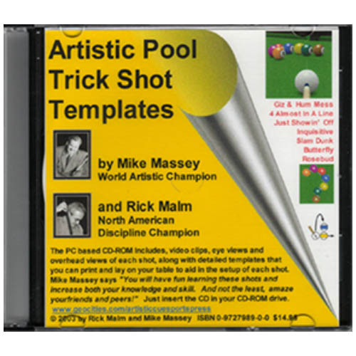 CD of Trick Shot Templates