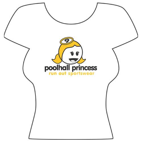 Princess' Tee Shirt from Run-Out