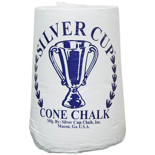 Single Cone Talc by Silver Cup