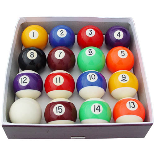 Sterling Black Light Pool Balls