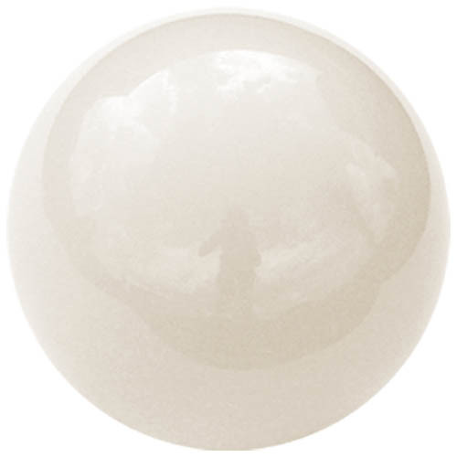 Larger-Sized Cue Ball