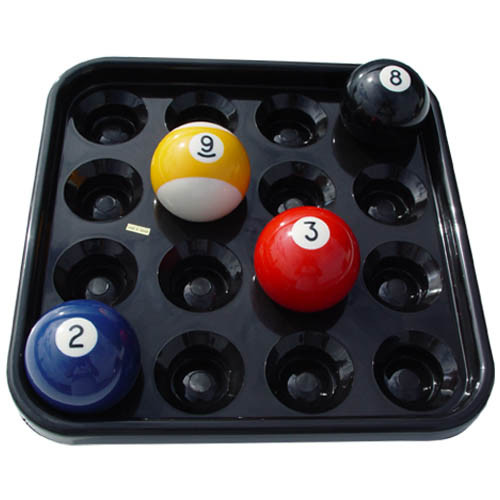 Billiard Ball Storage Tray