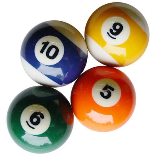 Pool Ball Replacements
