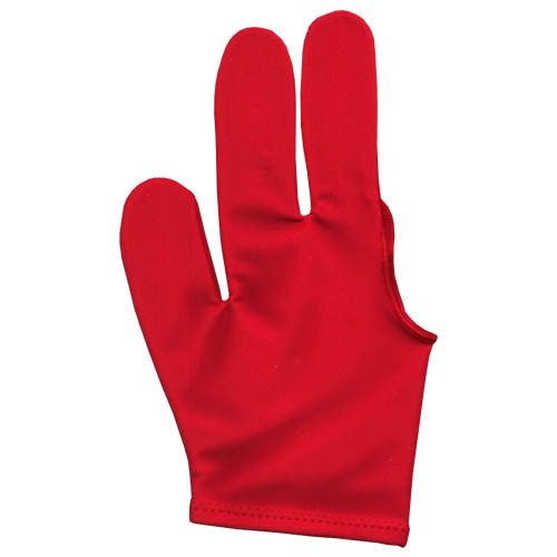 Red Pool Glove