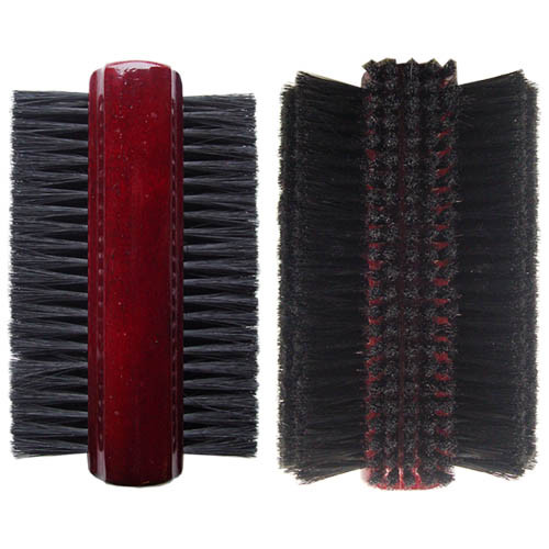 "8-1/2"" Nylon Pool Table Tri-Brush"