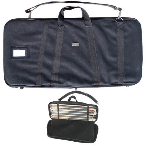 12 Cue Soft Carrying Case
