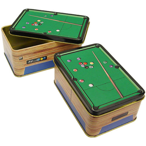 Pool Chalk Box