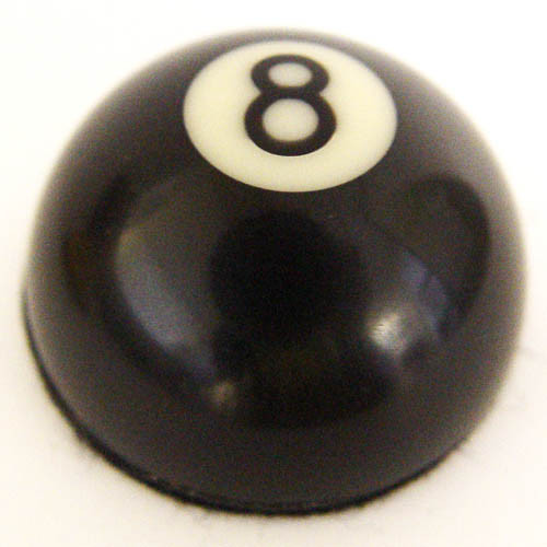 Pocket Marker 8-Ball
