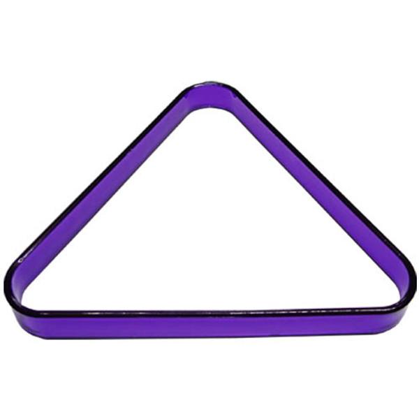 Purple Acrylic Billiard Ball Rack