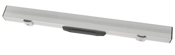 Aluminum Box Cue Case, Silver
