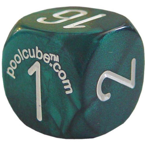 Pool Cube Game, Green