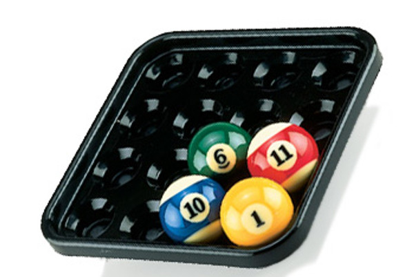 Ball Tray - Plastic - Black