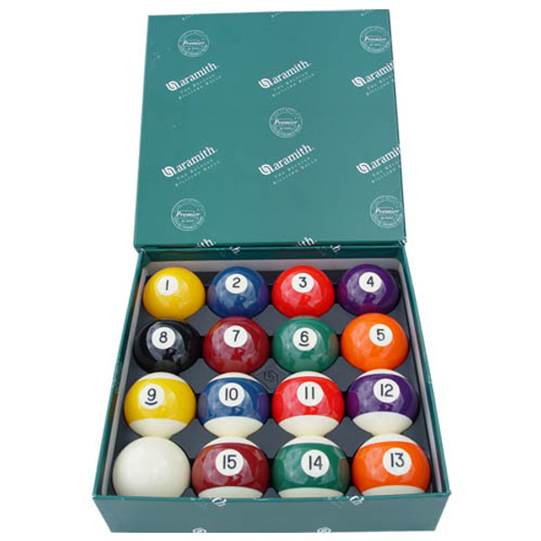 Premier Billiard Balls