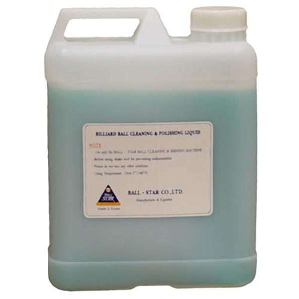 2 liter bottle of liquid polish