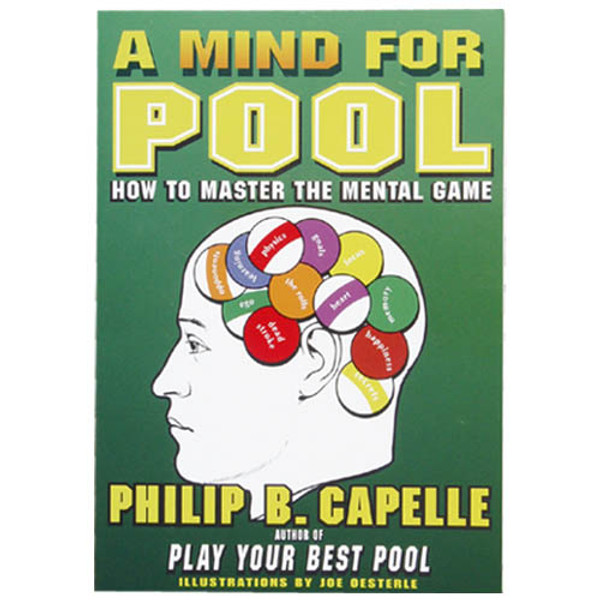 Mind for Pool Instructional Book