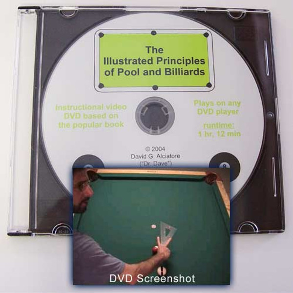 Pool and Billiards, The Illustrated Priciples DVD