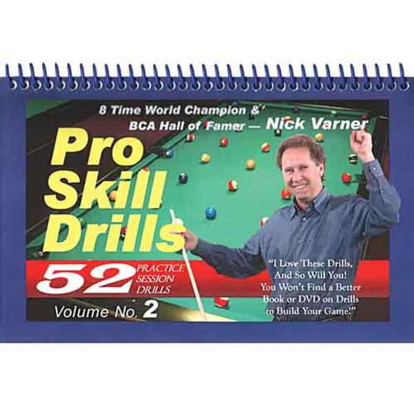 Pro Skill Drills Book (Volume 2)