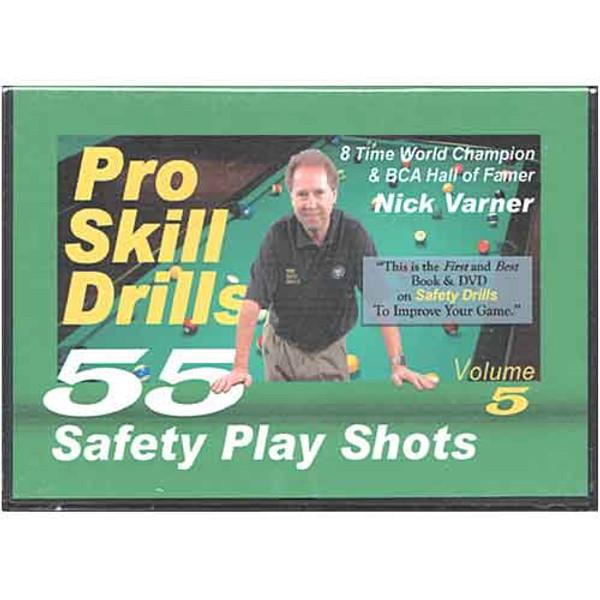 Pro Skill Drills DVD (Volume 5)