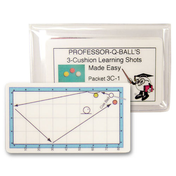 Professor Q-Ball's Instructional Cards