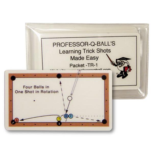 Trick Shot Cards