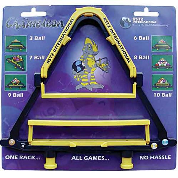 The Chameleon Rack