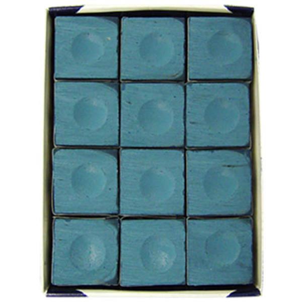 Blue Silver Cup Chalk, Dozen per box