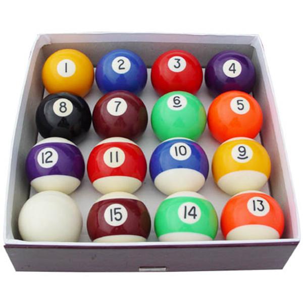 Sterling Black Light Pool Balls