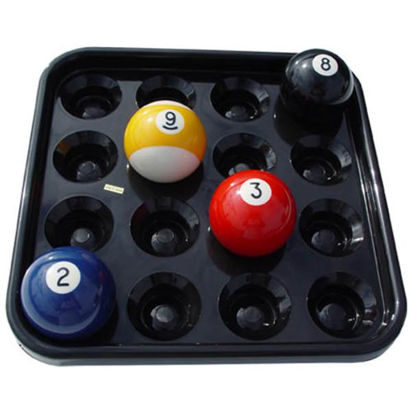 Billiard Ball Storage Tray