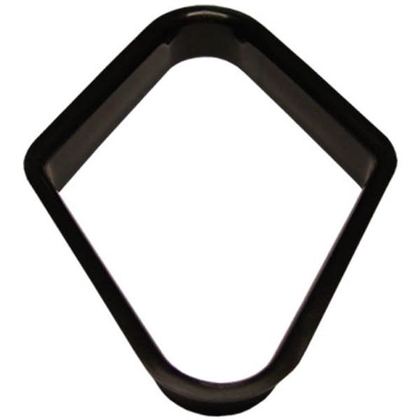 Black Plastic Diamond Pool Ball Rack
