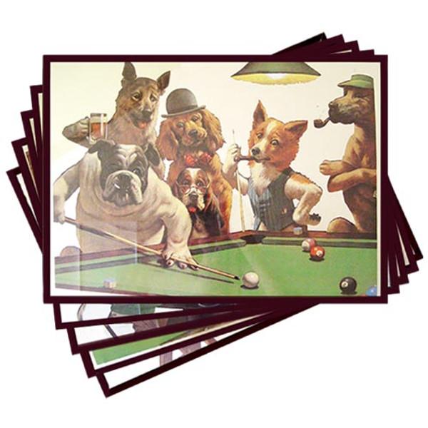 Pool Dogs Mirrors - Set