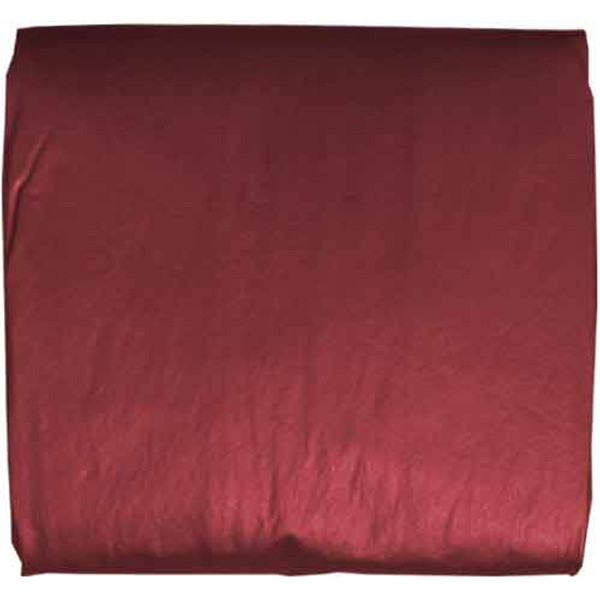 Deluxe Heavy-Duty Table Cover Burgundy (8' Table)