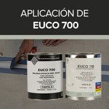 Aplicación de Euco 700 de Eucomex