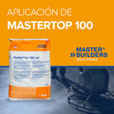 Aplicación de MasterTop 100 NEUTRAL MEX