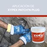 Aplicación de Xypex Patch'n Plug