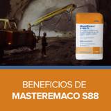 Beneficios de MasterEmaco S88