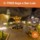 C-TRES llega a San Luis